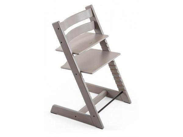 Stokke Chaise haute tripp trapp stokke chêne gris pale