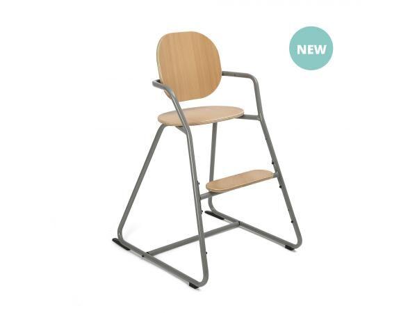 Charlie crane Chaise haute tibu enfant  - structure grise