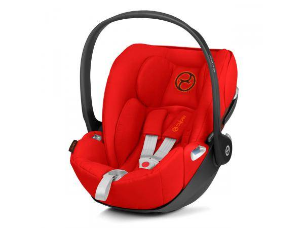 Cybex Siège-auto groupe 0+ cloud z i-size autumn gold - burnt red