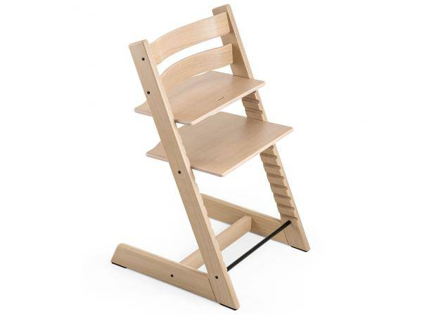 Stokke Chaise haute tripp trapp stokke chêne naturel