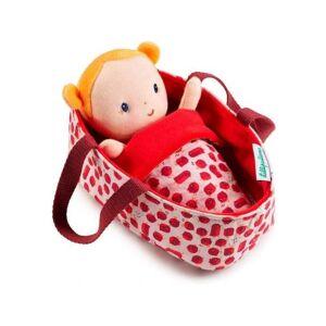 Lilliputiens Agathe bébé - Publicité