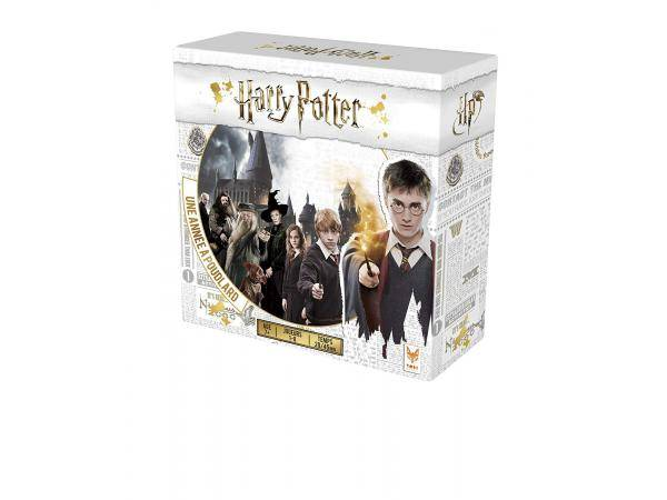 Topi Games Harry potter une annee a poudlard - format grand (26,5 x 26,5 x 7,5)