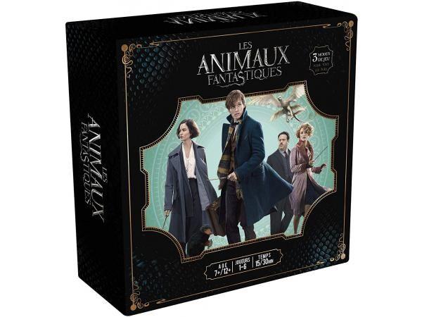 Topi Games Les animaux fantastiques  - le jeu - format grand (26,5 x 26,5 x 7,5)