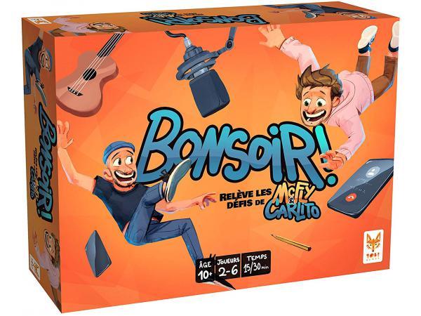 Topi Games Bonsoir - le jeu de mcfly et carlito