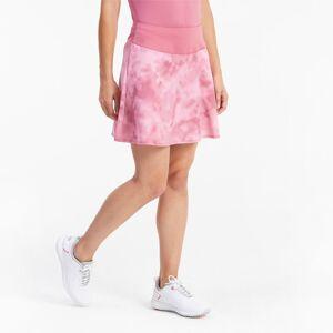 PUMA Jupe PWRSHAPE Tie Dye Golf pour Femme, Rose, Taille M/L, Vêtements - Publicité