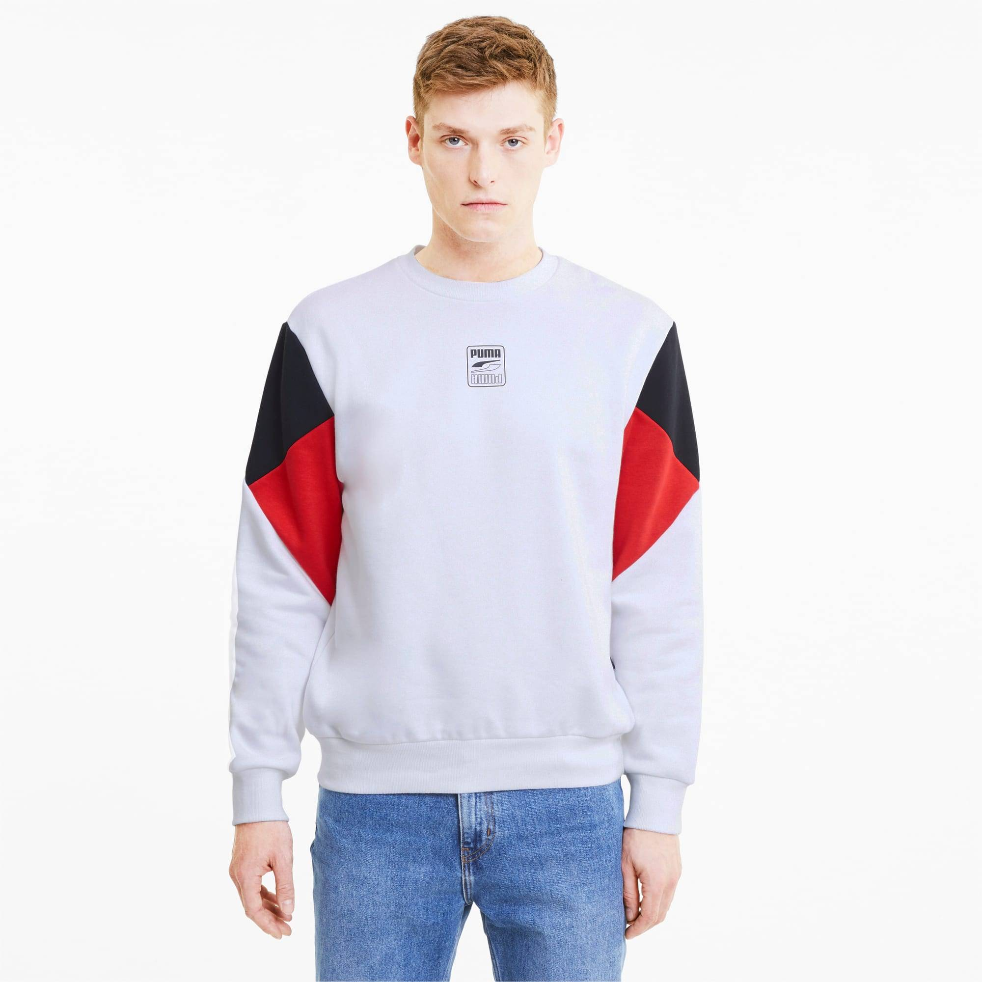 PUMA Sweat Rebel Small Logo pour...