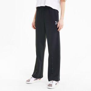 PUMA Pantalon en sweat Classics Straight Leg pour Femme, Noir, Taille XS, Vêtements