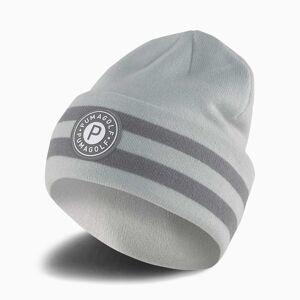 PUMA Bonnet P Circle Patch Golf, Gris, Accessoires - Publicité