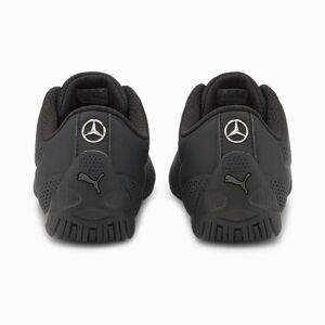 PUMA Chaussure Basket MERCEDES AMG PETRONAS Drift Cat Ultra, Noir, Taille 46, Chaussures - Publicité