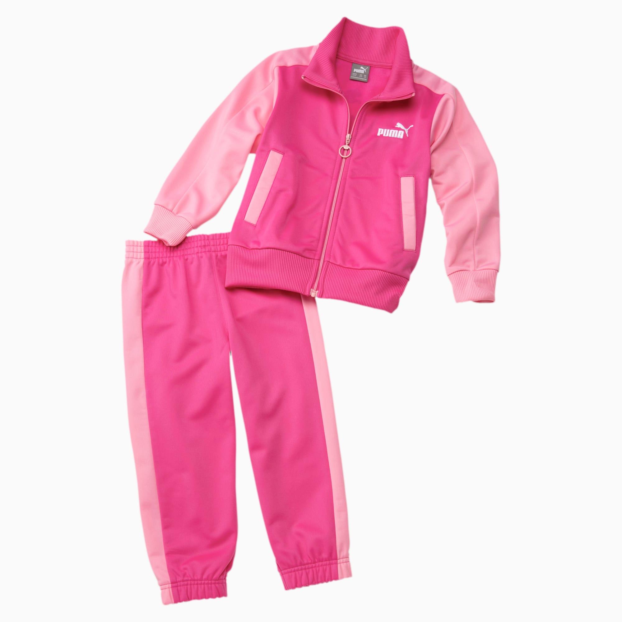 PUMA Survêtement pour bébé, Rose, Taille 86, Vêtements