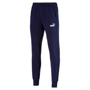PUMA Pantalon en sweat Essentials pour Homme, Bleu, Taille XXL, Vêtements