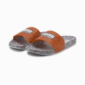 PUMA Sandales PUMA x MR DOODLE Leadcat 20, Blanc, Taille 48.5, Chaussures - Publicité