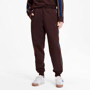 PUMA Pantalon de survêtement tricoté PUMA x ADER ERROR T7 pour Homme, Marron, Taille XL, Vêtements