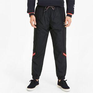 PUMA Pantalon de survêtement tissé Taillored for Sport pour Homme, Noir, Taille XL, Vêtements