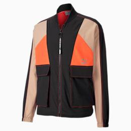 PUMA Blouson de survêtement Tailored for Sport Industrial pour Homme, Noir, Taille L