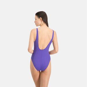 PUMA Maillot de bain PUMA Swim pour Femme, Violet, Taille XL, Vêtements - Publicité
