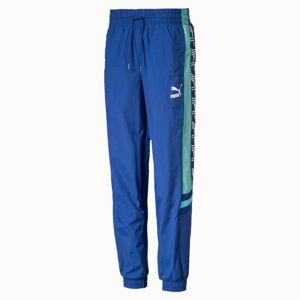 PUMA Pantalon tissé PUMA XTG pour garçon, Bleu, Taille 116, Vêtements