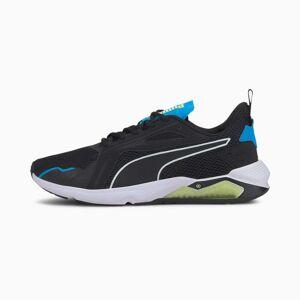 PUMA Chaussures de sport LQDCELL Method homme, Noir/Bleu, Taille 46, Chaussures - Publicité