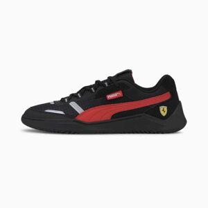 PUMA Chaussure Baskets Scuderia Ferrari Race DC Future, Noir/Rouge, Taille 41, Chaussures - Publicité