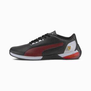 PUMA Chaussure de sport automobile Scuderia Ferrari Race Kart Cat-X Tech, Noir/Rouge, Taille 45, Chaussures - Publicité