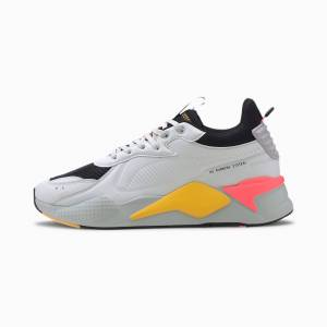 PUMA Chaussure Basket RS-X Master, Gris/Noir, Taille 40, Chaussures - Publicité