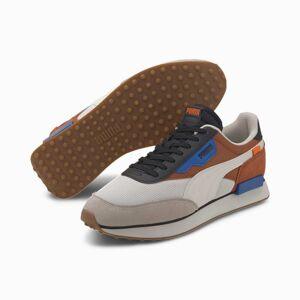 PUMA Chaussure Basket Future Rider New Tones, Gris, Taille 44.5, Chaussures - Publicité