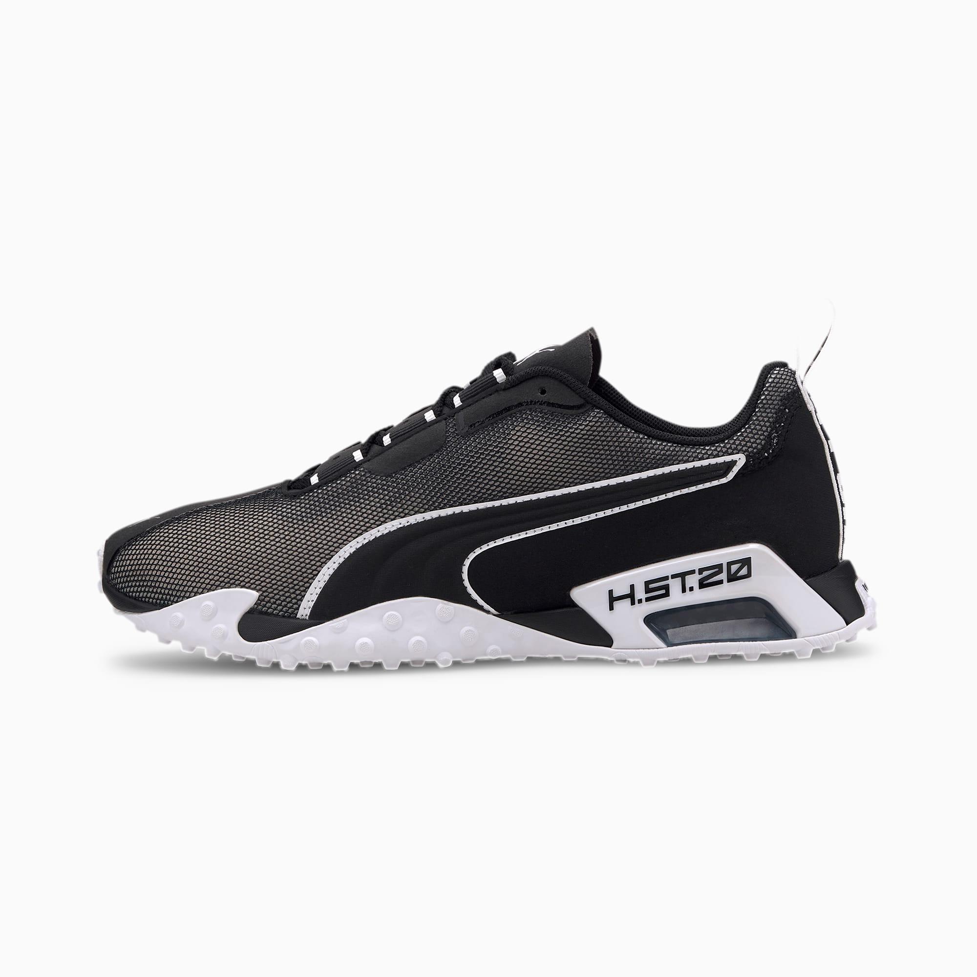 PUMA Chaussure de course H.ST.20, Noir/Blanc, Taille 42.5, Chaussures