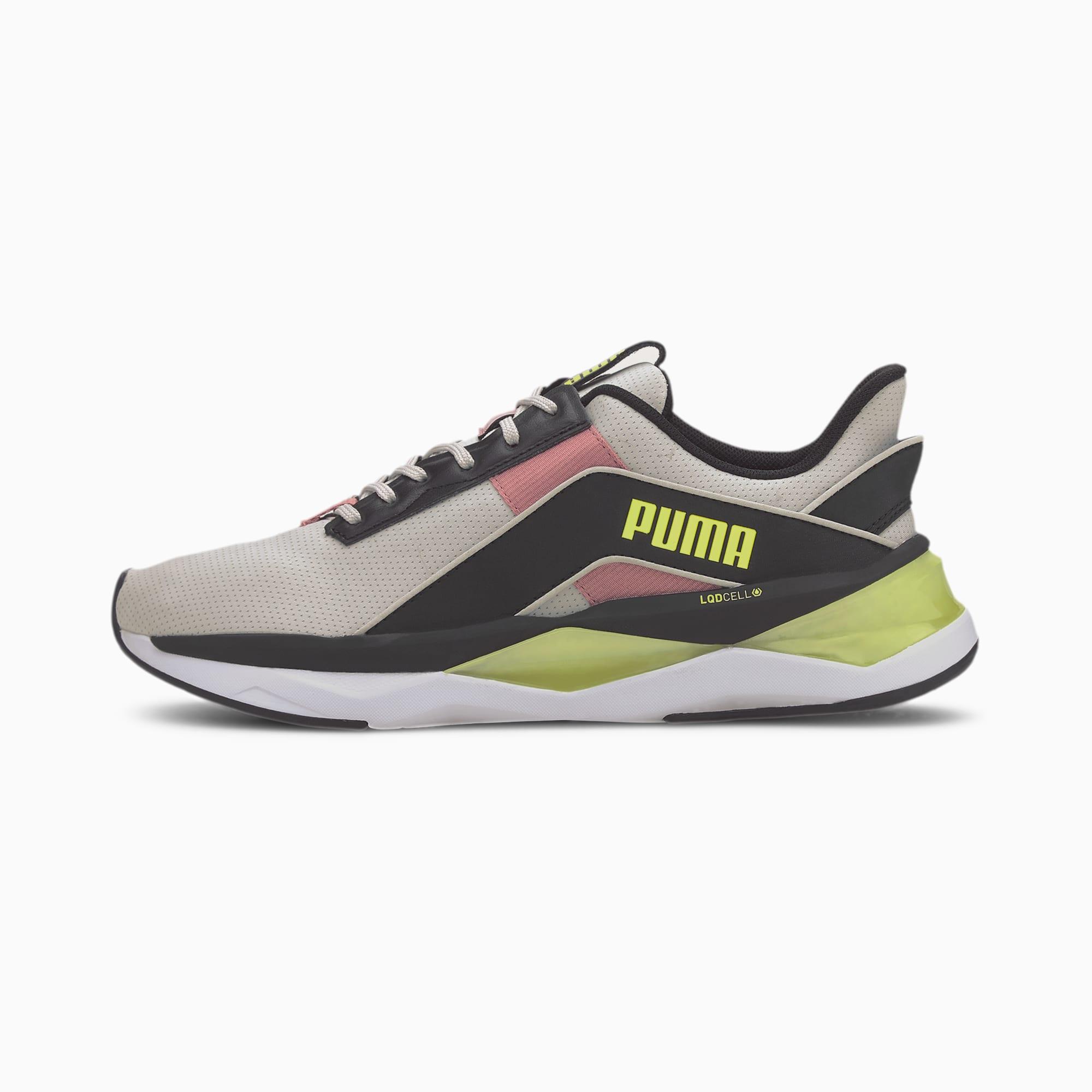 PUMA Chaussures de sport LQDCELL Shatter XT Geo femme, Gris/Noir, Taille 36, Chaussures