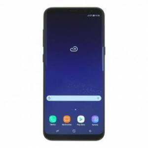 Samsung Galaxy S8+ Duos G955FD 64Go noir carbone reconditionné - Publicité
