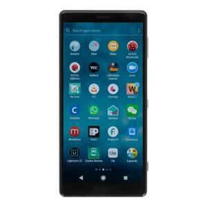 Sony Xperia XZ2 Single-Sim 64Go noir reconditionné - Publicité