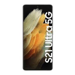 Samsung Galaxy S21 Ultra 5G G998B/DS 128Go argent reconditionné - Publicité