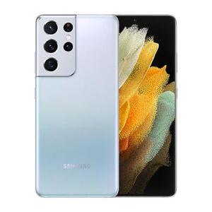 Samsung Galaxy S21 Ultra 5G G998B/DS 512Go argent reconditionné - Publicité