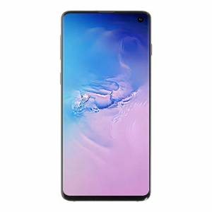 Samsung Galaxy S10 Duos (G973F/DS) 512Go bleu refurbished - Publicité