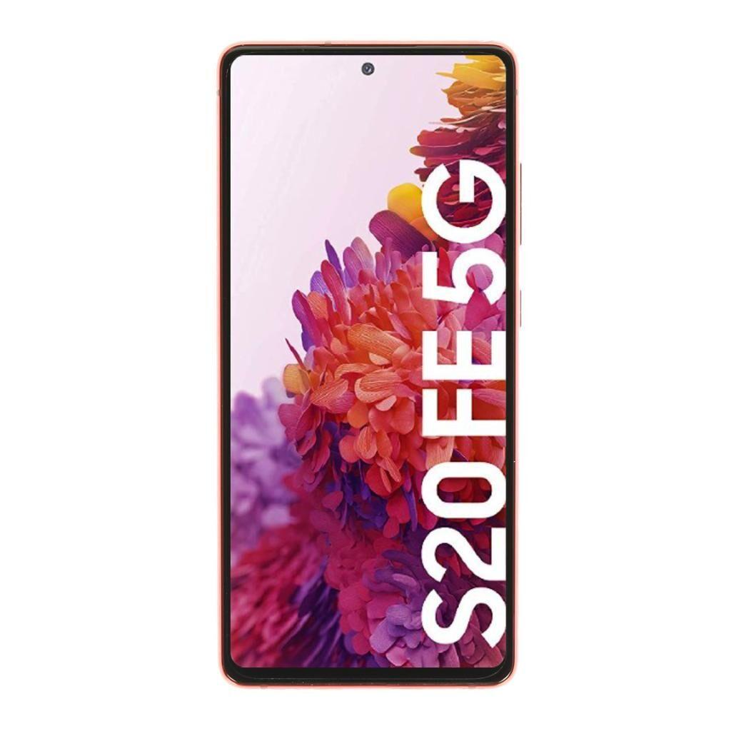 Samsung Galaxy S20 FE 5G G781B/DS 128Go rouge new