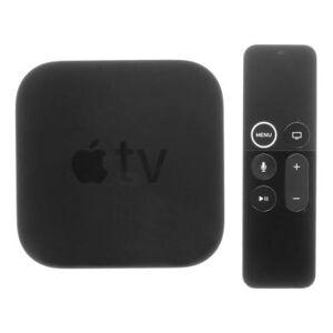 Apple TV 4K UHD HDR 5. Generation 32Go noir reconditionné - Publicité