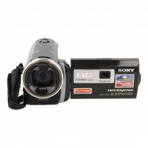 Sony HDR-PJ260VE noir