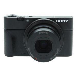 Sony Cyber-shot DSC-RX100 noir reconditionné - Publicité