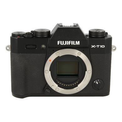 Fujifilm X-T10 noir