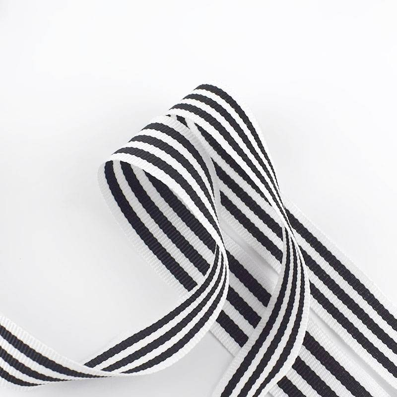 Deepeel RD112 30mm Ruban De Polyester Pour Arc À La Main Décoration De Noël De Mariage Tissu À Coudre Sac À Dos Sangle Sangle