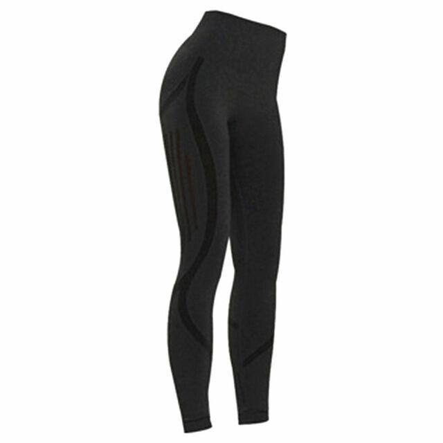 Legging de gymnastique élastique pour femmes   Pantalon de Yoga d'athlétisme serré pour Sports, course à pied, mode d'entraînement, pantalon de Yoga écologique