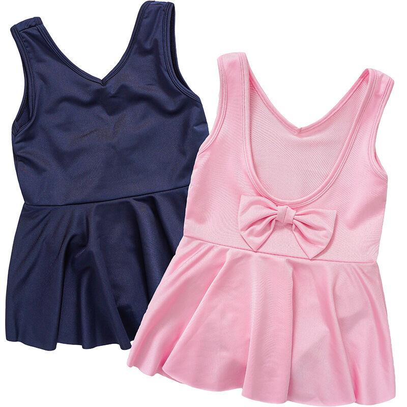 Enfants maillot de bain fille belle licou une-pièce princesse robe maillot de bain 020 Corée enfants bébé maillots de bain