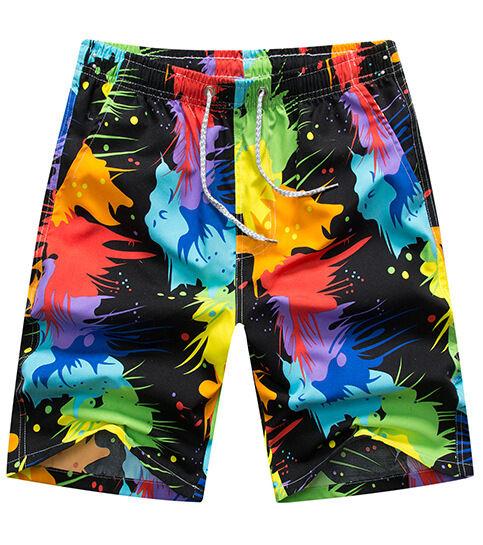 Livraison Gratuite Personnalisé sublimation imprimé concevez votre propre mode couple maillots de bain tenues de plage shorts pour hommes et femmes