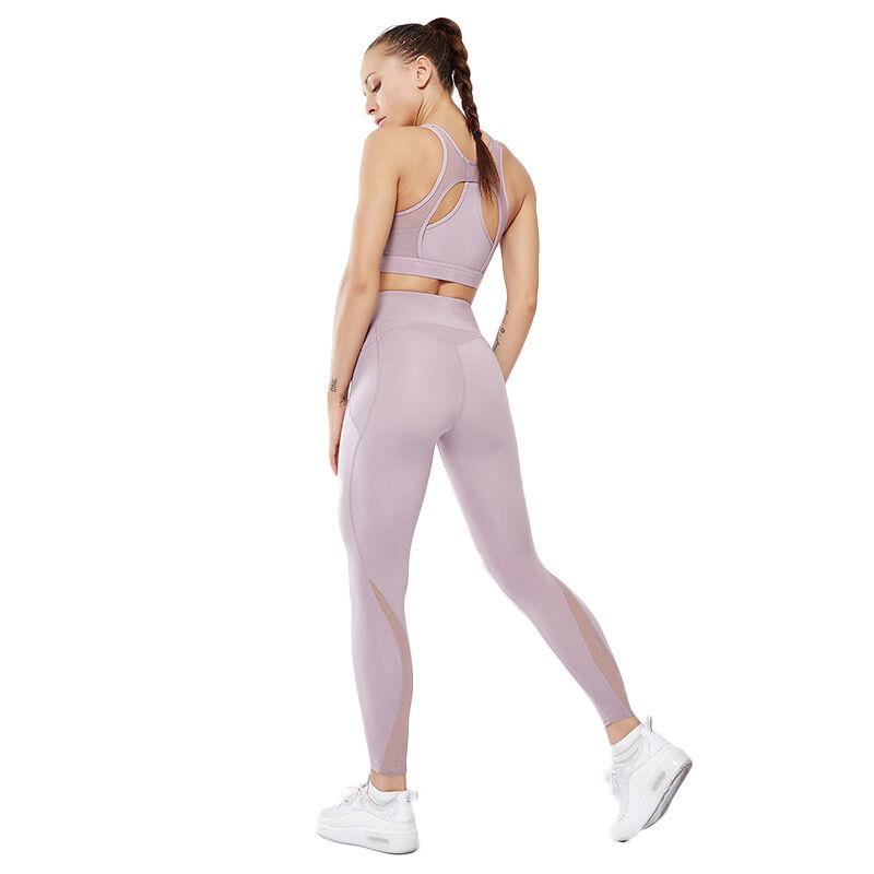 En gros Dames Compression Collants De Yoga Taille Haute Anti-Cellulite Leggings Ensembles