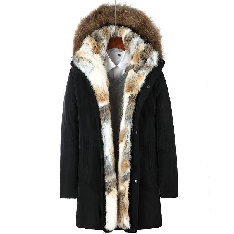 Livraison Gratuite hommes et femmes Doudoune Hiver Chaud Imperméable Parkas Vêtements Manteau