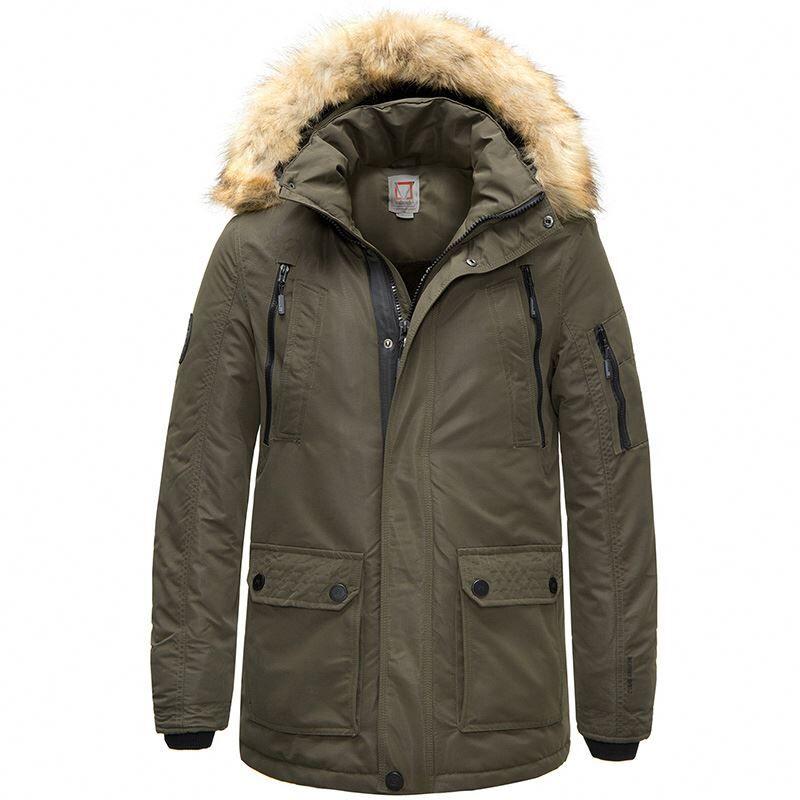 Veste de Parka pour hommes   Manteau d'extérieur de haute qualité, imperméable, pour escalade, livraison gratuite