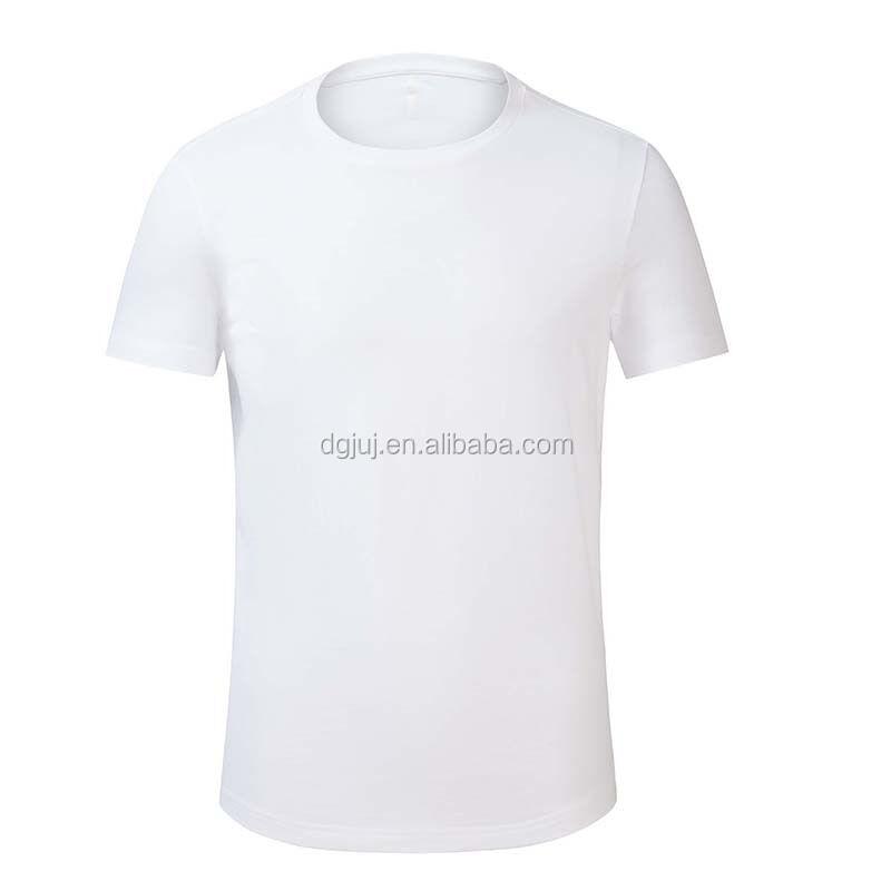 Nouveaux Produits Sport 100% Coton bio Personnalisé Sublimation t-shirt Impression