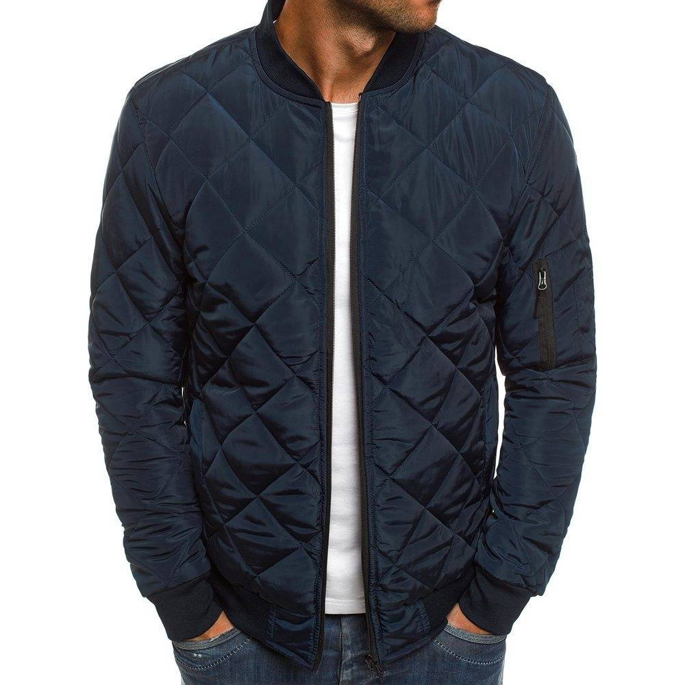 Vestes coupe-vent pour hommes   Vêtements chauds d'extérieur, Slim, manteaux de haute qualité livraison gratuite