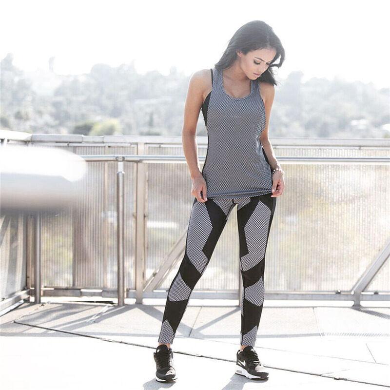 Offre Spéciale Imprimée Faite sur commande de Forme Physique Serrée Femmes Gym En Cours D'exécution Yoga Leggings