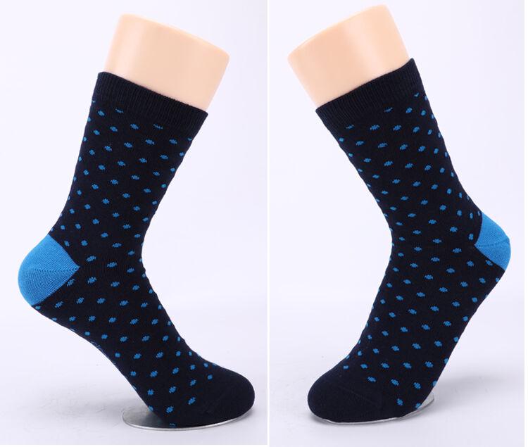 Haute Qualité Coton Peigné chaussette femme personnalisé en gros chaussettes de mode chaussettes femme