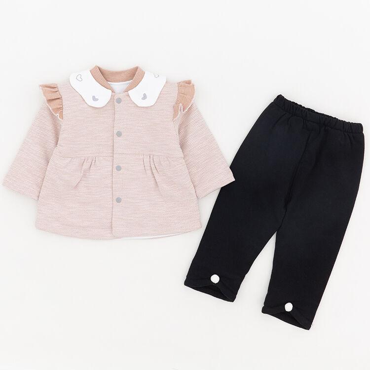 Boutique mode coton vêtements bébé fille barboteuse de Chine